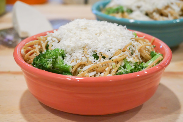 Brown Butter Broccoli Spaghetti Recipe — Dishmaps