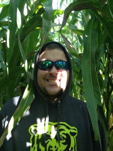 Zak In the Corn