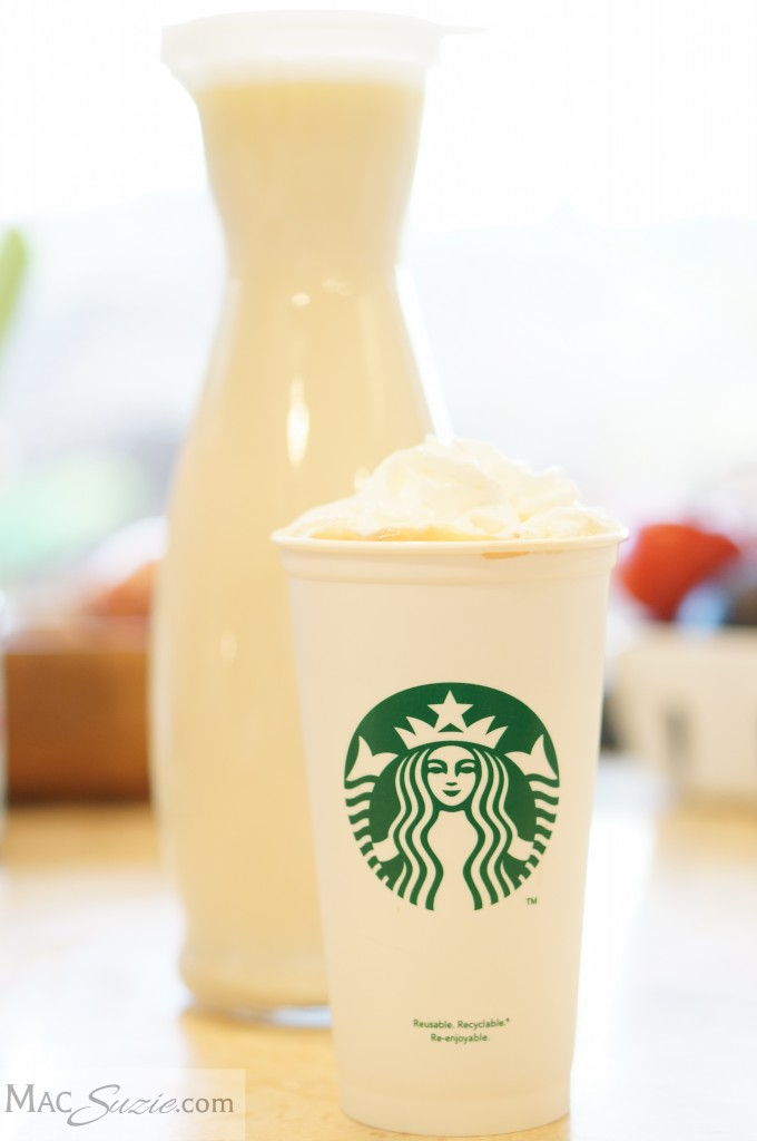 White Chocolate Mocha Macsuzie